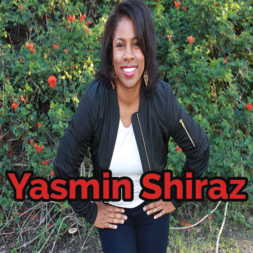 Official Site of Yasmin Shiraz